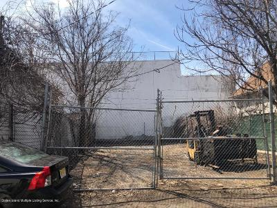 Staten Island Residential Lots & Land For Sale: 5 Wygant Place