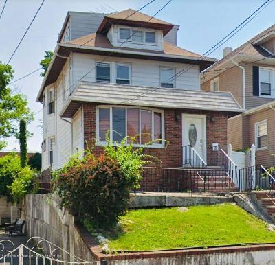 Staten Island Single Family Home For Sale: 53 Dubois Avenue