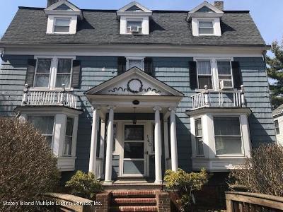 Single Family Home For Sale: 140 Tysen Street