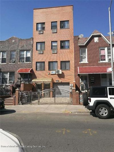 Brooklyn Multi Family Home For Sale: 839 50th Street