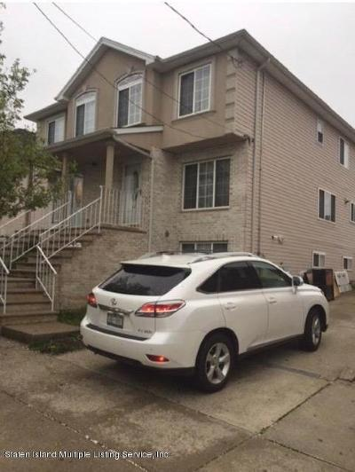 Staten Island Semi-Attached For Sale: 30 Talarico Court