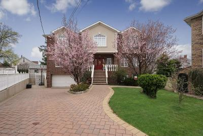 Staten Island Two Family Home For Sale: 505 Academy Avenue