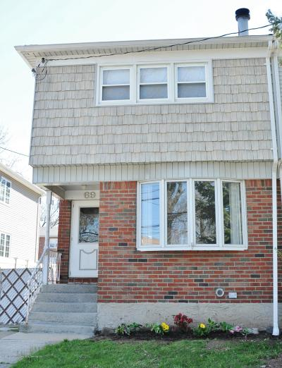 Staten Island Semi-Attached For Sale: 69 Bradley Avenue