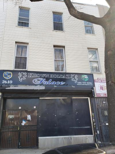 Brooklyn Commercial Lease For Lease: 2610 Atlantic Avenue #1st Floo