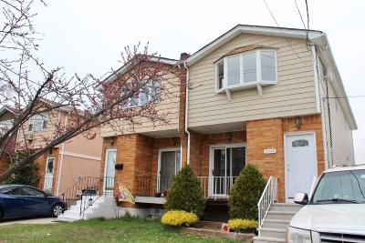 Staten Island Semi-Attached For Sale: 3545 Hylan Boulevard