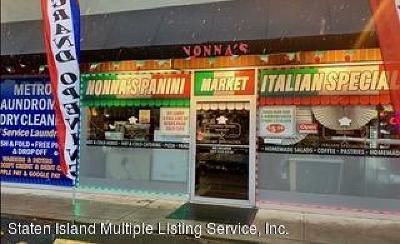 Staten Island Business Opportunity For Sale: 1281 Arthur Kill Road