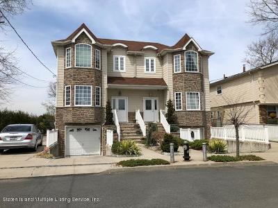 Staten Island Two Family Home For Sale: 391 Baden Place