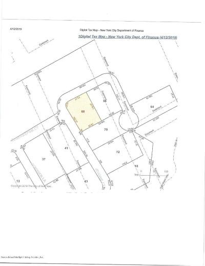 Staten Island Residential Lots & Land For Sale: 50 Poughkeepsie Court