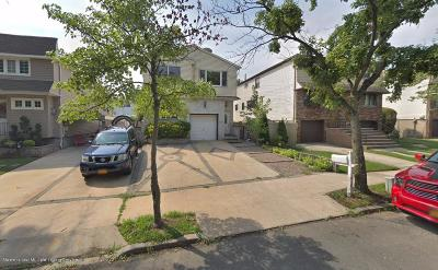Staten Island Single Family Home For Sale: 61 Ludlow Street