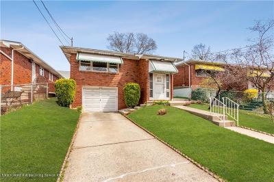 Single Family Home For Sale: 929 Jewett Avenue