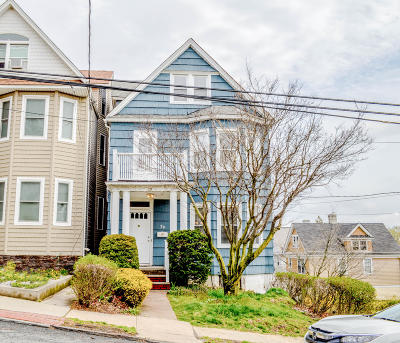 Staten Island Single Family Home For Sale: 29 Occident Avenue