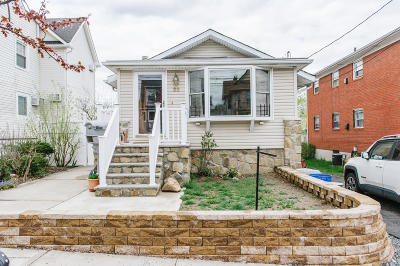 Staten Island Single Family Home For Sale: 38 Perry Avenue