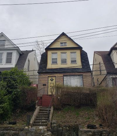 Staten Island Single Family Home For Sale: 34 Fillmore Street