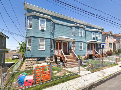 Multi Family Home For Sale: 27-29-31 South Street