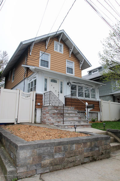 Staten Island Single Family Home For Sale: 309 Willard Avenue