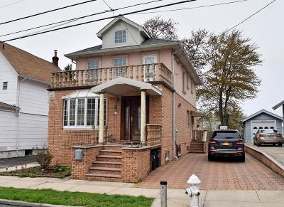 Staten Island Single Family Home For Sale: 23 Bolivar Street