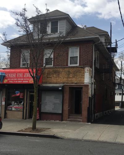 Staten Island Commercial Lease For Lease: 302 New Dorp Lane #A