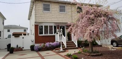 Staten Island Semi-Attached For Sale: 1999 North Railroad Avenue