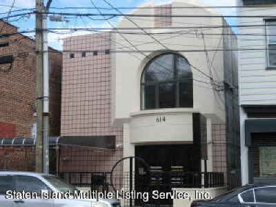 Staten Island Commercial Lease For Lease: 614 Richmond Road