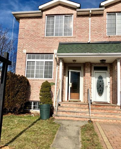 Staten Island Semi-Attached For Sale: 117 Anthony Street