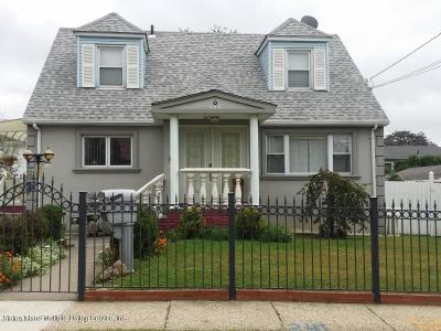 Two Family Home For Sale: 468 McClean Avenue