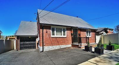 Two Family Home For Sale: 125 Beverly Avenue