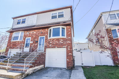 Staten Island Semi-Attached For Sale: 84 Wilcox Street