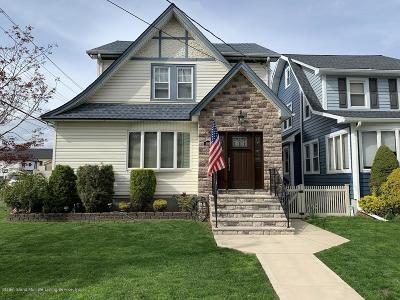 Staten Island Single Family Home For Sale: 499 College Avenue