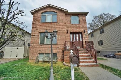 Staten Island Single Family Home For Sale: 91 Sprague Avenue