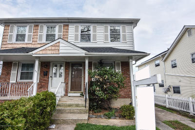 Staten Island Semi-Attached For Sale: 44 Fenway Circle