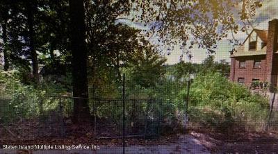 Staten Island Residential Lots & Land For Sale: 87 Rugby Avenue