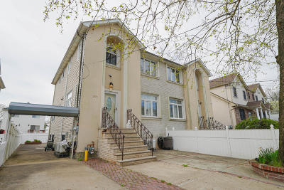 Staten Island Semi-Attached For Sale: 295 Moreland Street