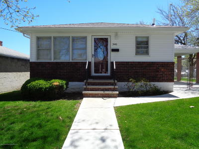 Staten Island Single Family Home For Sale: 346 10th Street