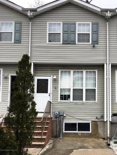 Staten Island Single Family Home For Sale: 72 Hope Lane