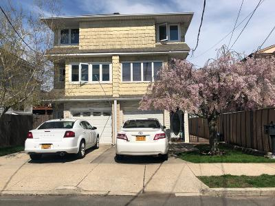 Staten Island Semi-Attached For Sale: 13 McLaughlin St.,