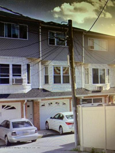 Staten Island Single Family Home For Sale: 256 Egbert Avenue