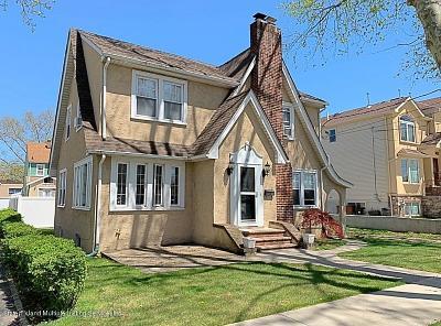 Staten Island Single Family Home For Sale: 343 Otis Avenue