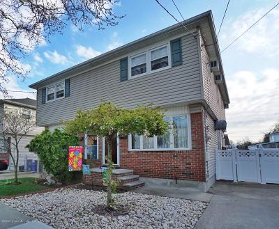 Staten Island Semi-Attached For Sale: 126 Dongan Hills Ave.