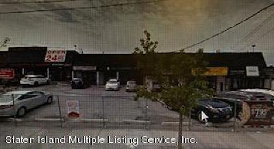 Staten Island Business Opportunity For Sale: 458 Nome Avenue