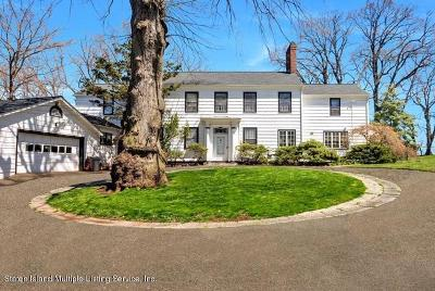 Staten Island NY Single Family Home For Sale: $3,495,000