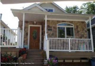 Staten Island Single Family Home For Sale: 370 Loretto Street