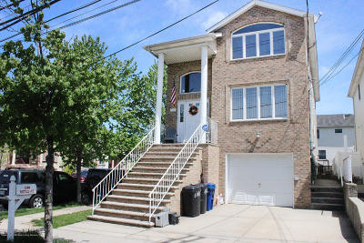 Staten Island Two Family Home For Sale: 1101 Rossville Avenue
