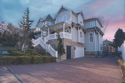 Staten Island Single Family Home For Sale: 208 Brehaut Avenue