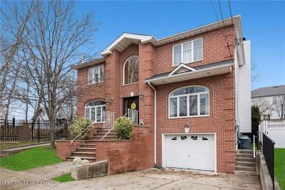 Staten Island Two Family Home For Sale: 303 Ashland Avenue