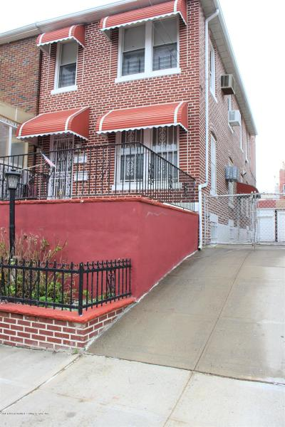Kings County Two Family Home Acceptance: 1628 W 5th Street