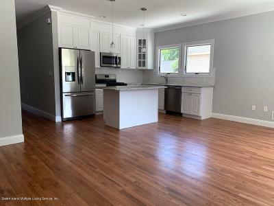 Staten Island Rental For Rent: 249 Purdy Avenue #1