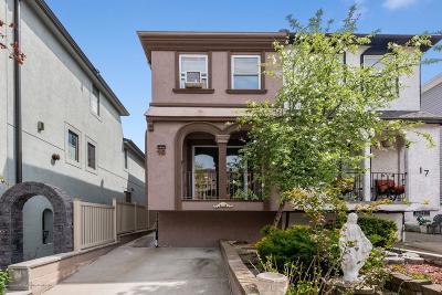 Staten Island Semi-Attached For Sale: 15 Hammock Lane