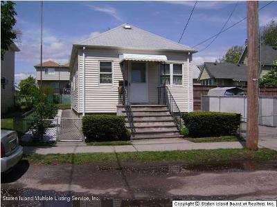 Staten Island Single Family Home Acceptance: 11 Bailey Place