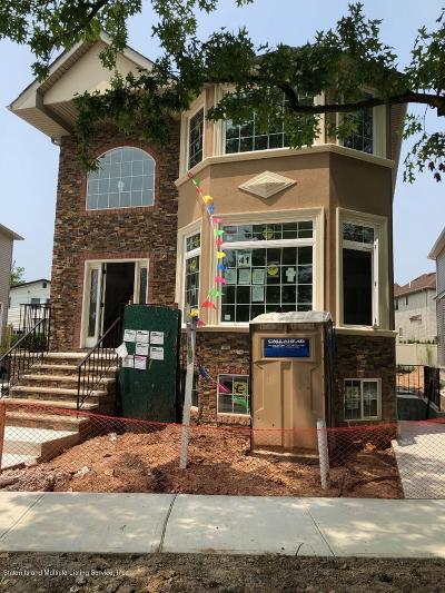 Staten Island Two Family Home Acceptance: 41 Tenafly Place