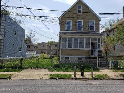 Two Family Home For Sale: 32 Hamilton Street